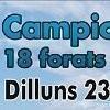 CAMPIONAT DE GOLF 18 FORATS RECORREGUT VERD · DILLUNS 23 DE JUNY