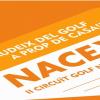II Circuit de Golf NACEX  9×9.  Parelles Fourball Stableford. 30-31 octubre i 1 de novembre. Inscripcions obertes!