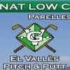 Campionat Low Cost 100. Parelles Fourball Pitch & Putt. 3a Prova  20,21 i 22 de maig . Inscripcions obertes!