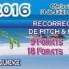 Promoció Estiu 2016!!! Del 1 de juliol al 31 d'agost. Golf i P&P