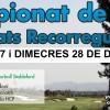 CAMPIONAT DE GOLF 18 FORATS RECORREGUT VERD 27 i 28 DE DESEMBRE