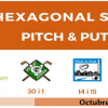 Hexagonal Sota Par Pitch & Putt. 30 de setembre i 1 d'octubre.