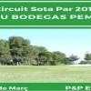 CIRCUIT SOTA PAR 2018 PITCH & PUTT 2,3 i 4 DE MARÇ. INDIVIDUAL i PARELLES