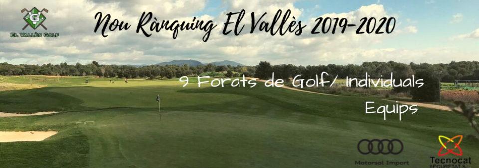 Nou Rànquing El Vallès 2019-2020. 6a Prova 21 i 22 març