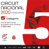 RESULTATS  PROVA CIRCUIT NACIONAL 5ª CATEGORIA 2020.