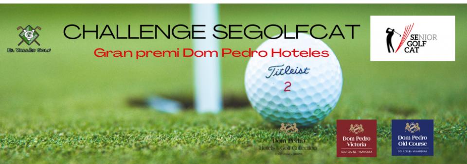 Challenge Segolfcat Recorregut Verd. Dilluns 21 de setembre. Inscripcions obertes!