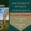 RESULTATS MATCHGOLF VALLES CUP 6 DE SETEMBRE